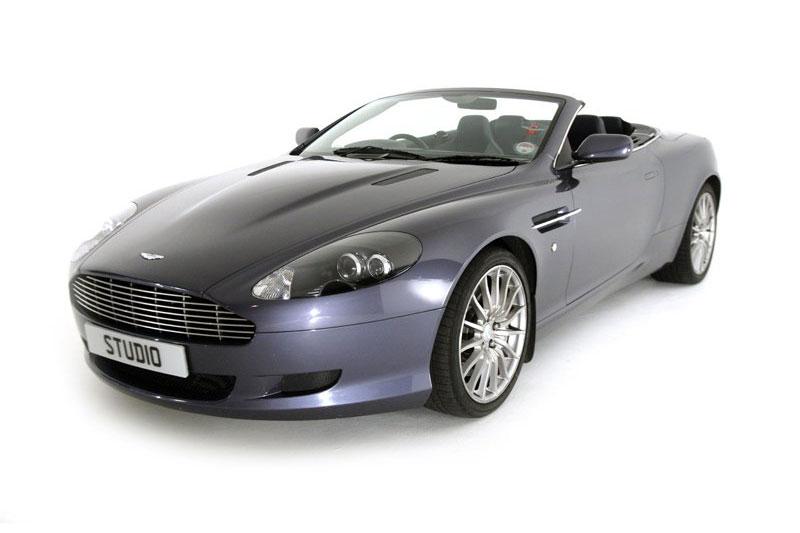 Aston Martin DB9 Volante (2005)