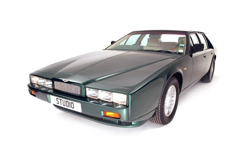 Aston Martin Lagonda Series 4 (1989)
