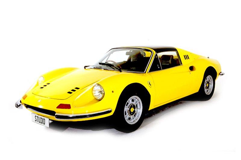 Ferrari Dino 246 GTS (1973)