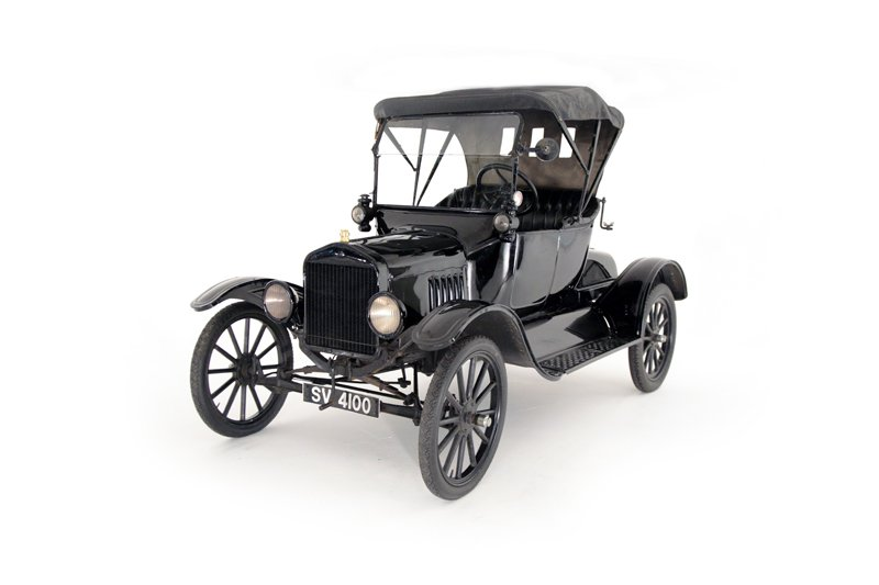 Ford Model T (1919)