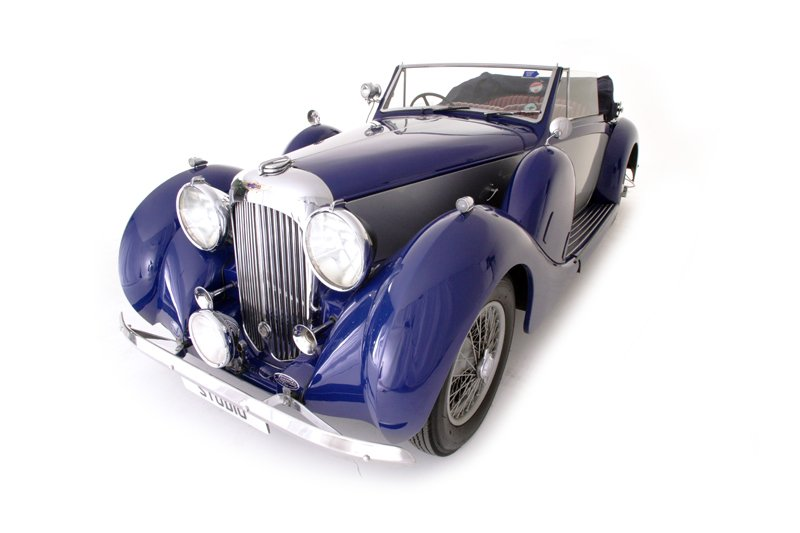 Lagonda LG6 Drophead Coupe (1939)