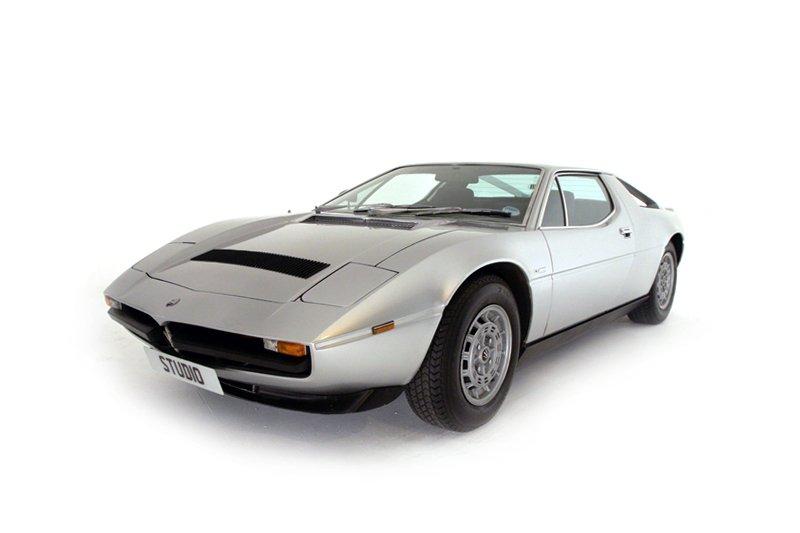 Maserati Merak SS Coupe (1984)