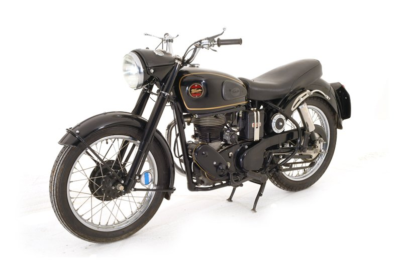 Velocette Motorcycles MAC (1959)