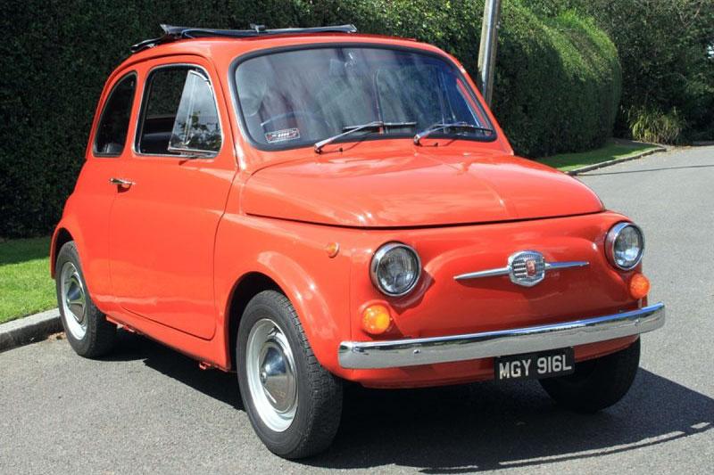 Fiat 500F (1972)