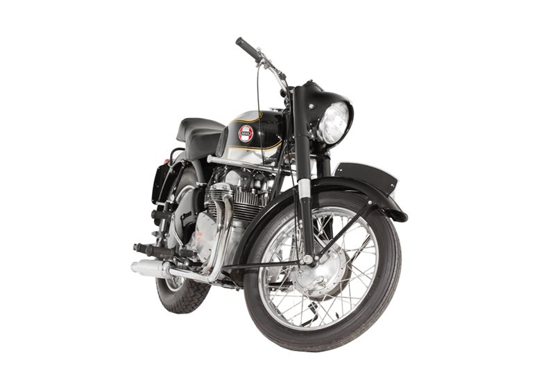 Ariel Motorcycles Square four MkII (1956)