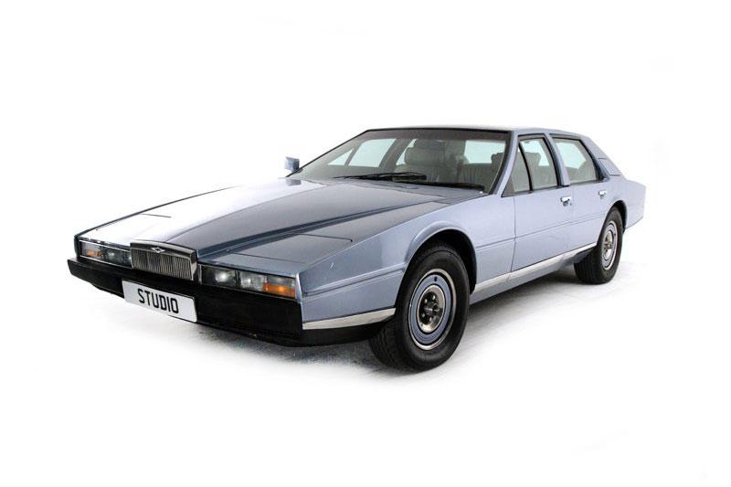 Aston Martin Lagonda Series 2 (1979)