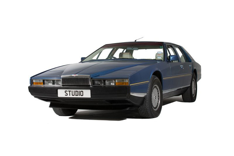 Aston Martin Lagonda Series 2 (1984)
