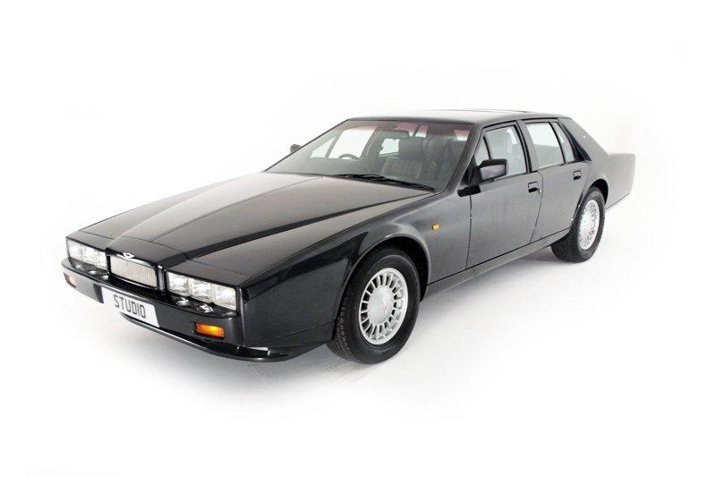 Aston Martin Lagonda Series 4 1990
