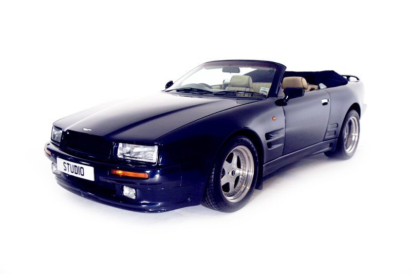 Aston Martin Virage Volante Wide Body (1995)