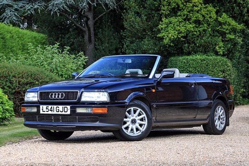 Audi 80 Cabriolet (1994)
