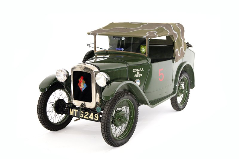 Austin 7 Military Scout (1929)