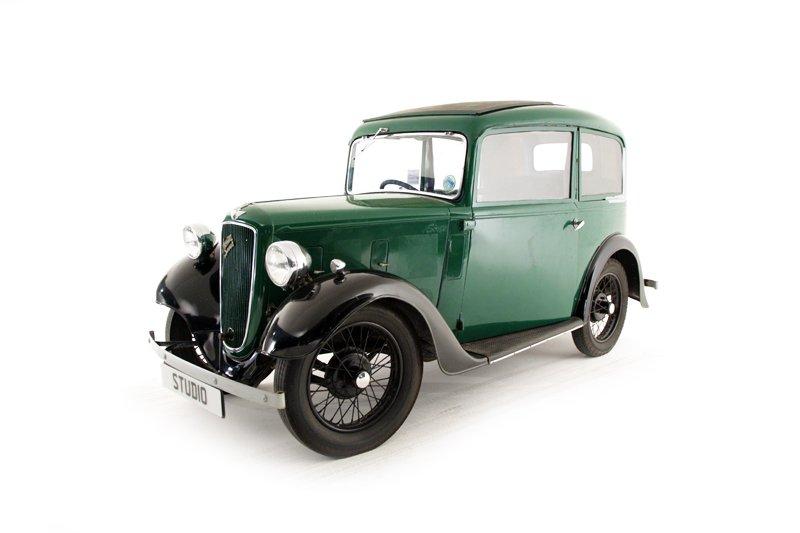Austin A7 Ruby (1934)