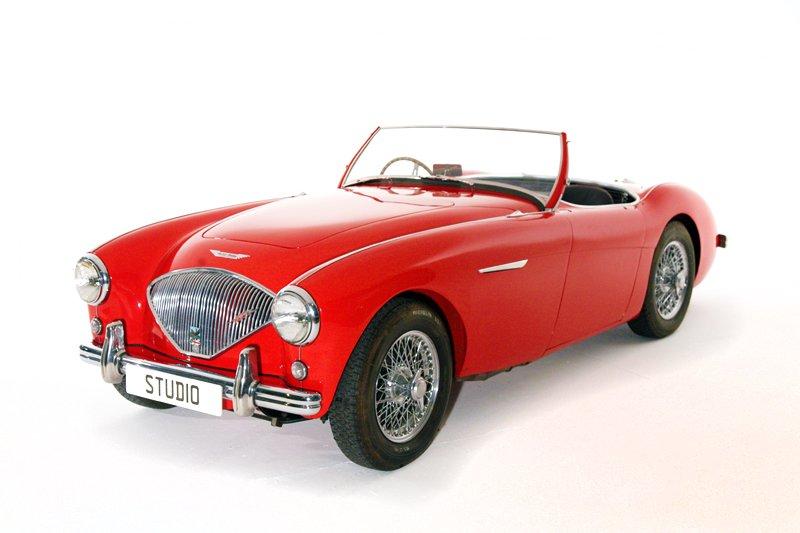 Austin Healey 100 4 (1954)