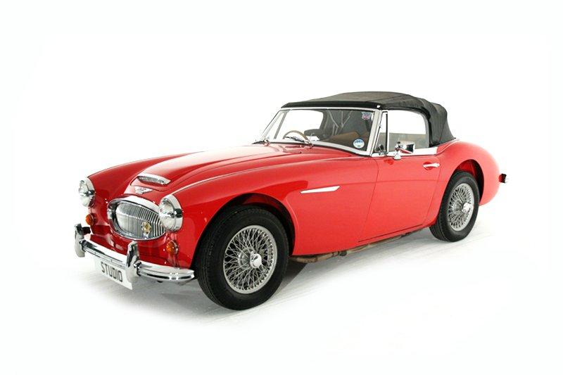 Austin Healey 3000 mkIII (1964)