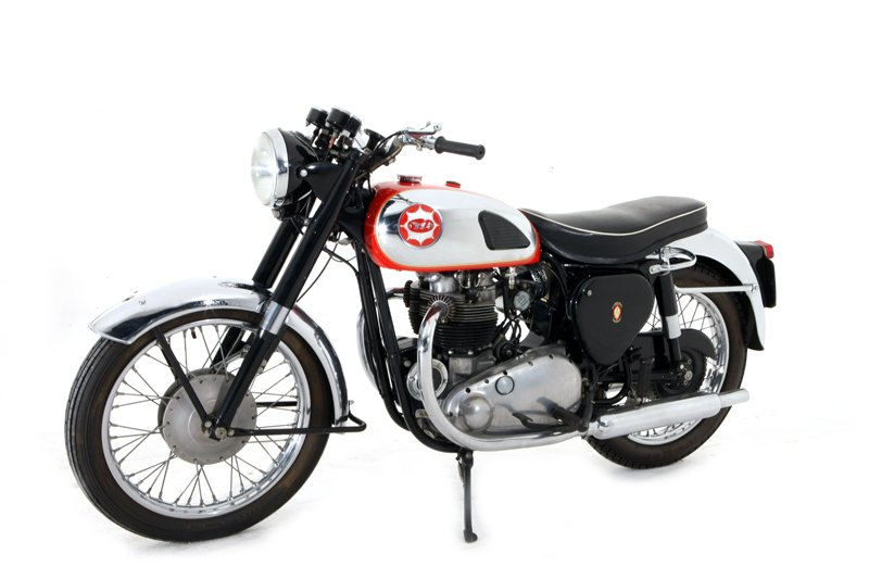 BSA Motorcycles Road Rocket (1957)