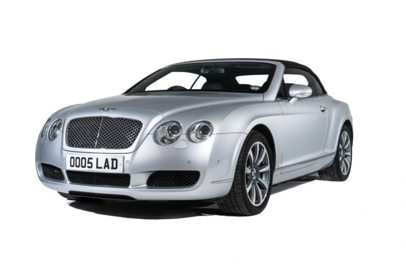 Bentley Continental GTC (2008)