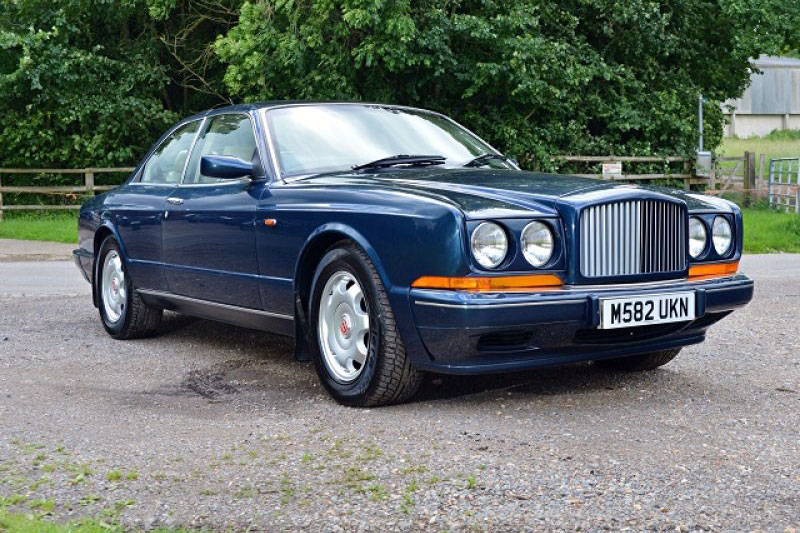 Bentley Continental R Coupe (1994)