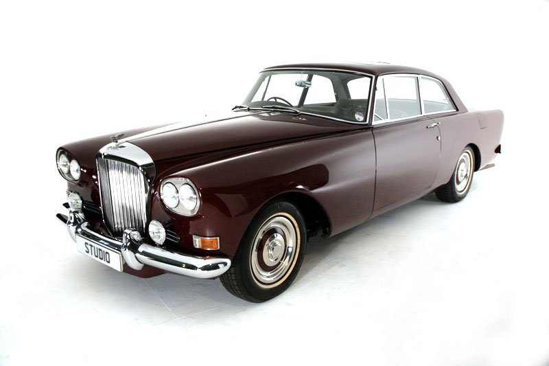 Bentley Continential Chinese Eye (1964)