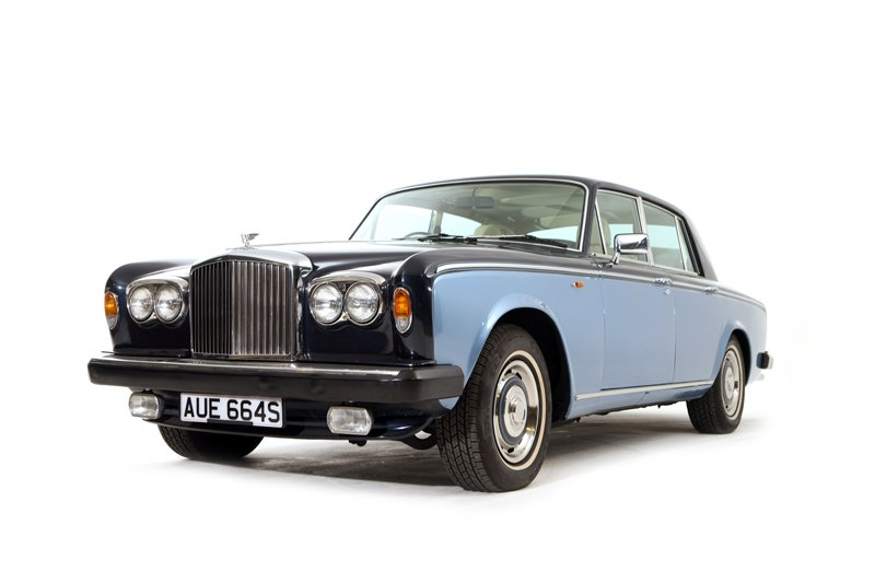 Bentley T2 Saloon (1978)