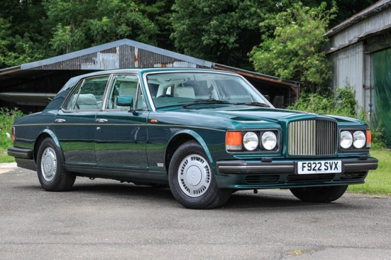 Bentley Turbo R (1989)