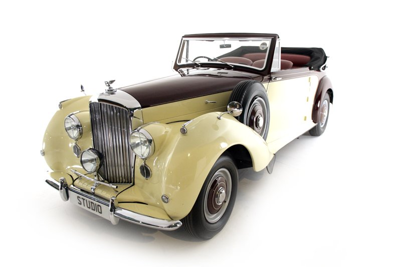 Bentley Type R Drophead (1953)