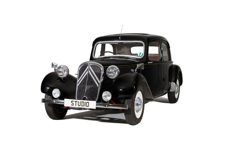 Citroen Traction Light 15 (1951)