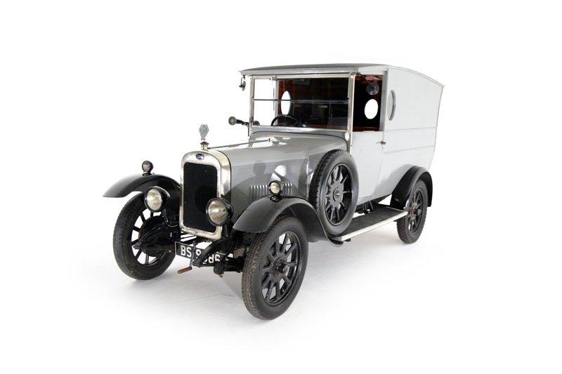 Clyno 10.8 HP Van (1926)