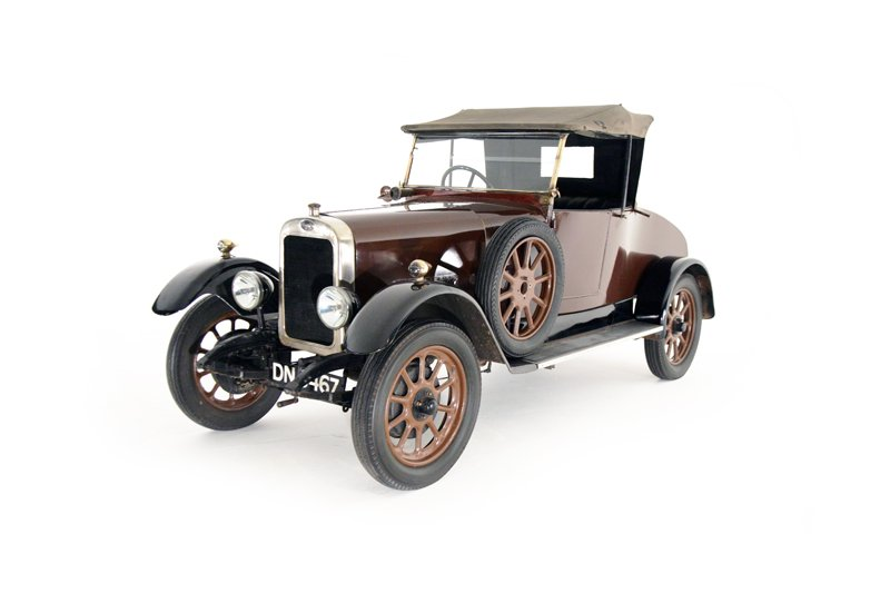 Clyno 11hp Coupe (1924)