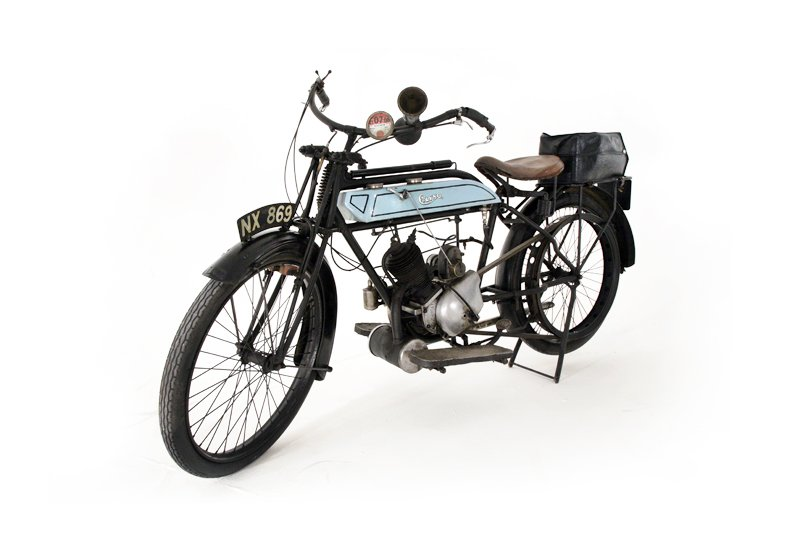 Clyno Motorcycles Motorcycle (1921)