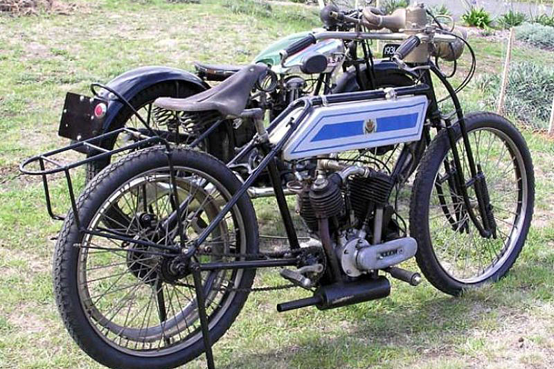 Clyno Motorcycles Historic Motorcycle (1921)