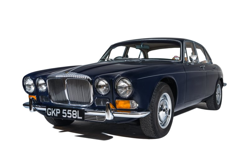 Daimler Sovereign Series 1 (1972)