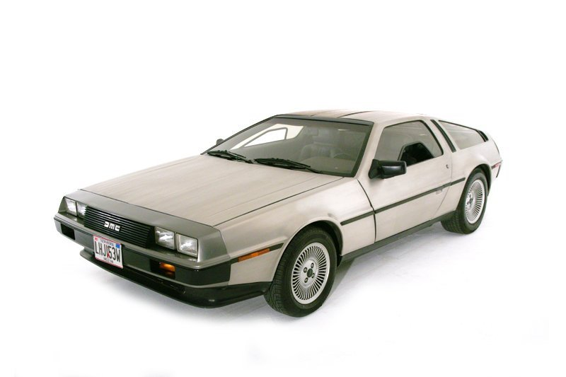 Delorean DMC 12 (1988)
