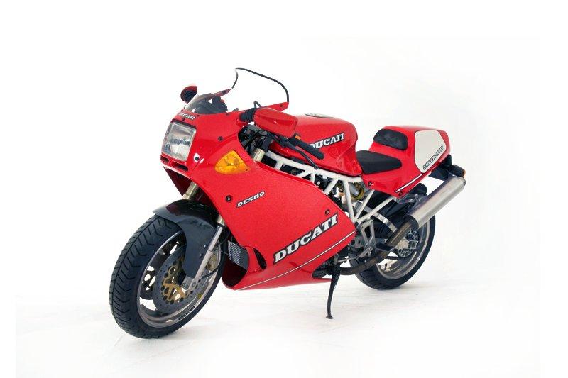 Ducati Motorcycles 900 SL Motorcycle (1992)