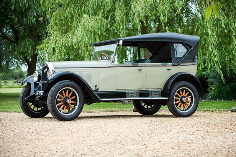 Falcon Knight 10.8 HP Tourer (1927)