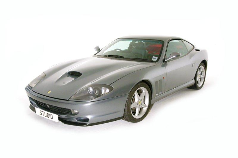 Ferrari 550 Maranello Coupe (1998)