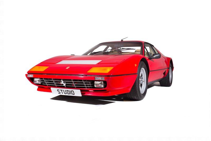 Ferrari Boxer 512 BB (1984)
