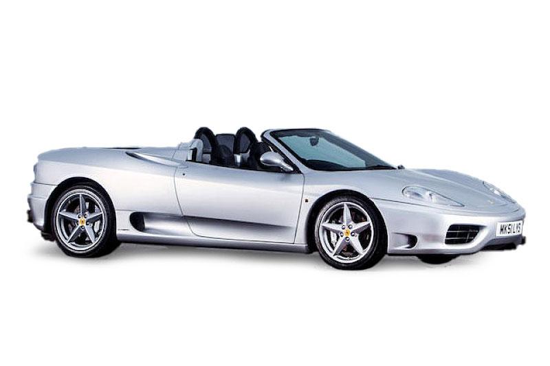 Ferrari F360 Spider (2002)
