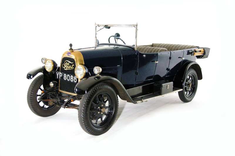 Fiat 501 Tipo IT (1926)