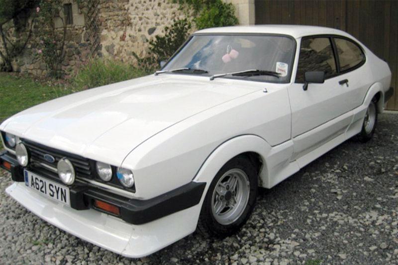 Ford Capri Mk III 2.0S (1984)