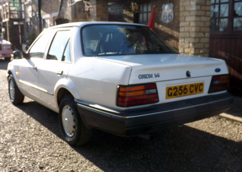 Ford Orion 1 4l 1990 Studio 434