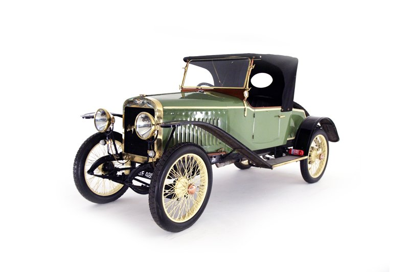 Hispano Suiza 8 to 10hp Type 24 (1918)