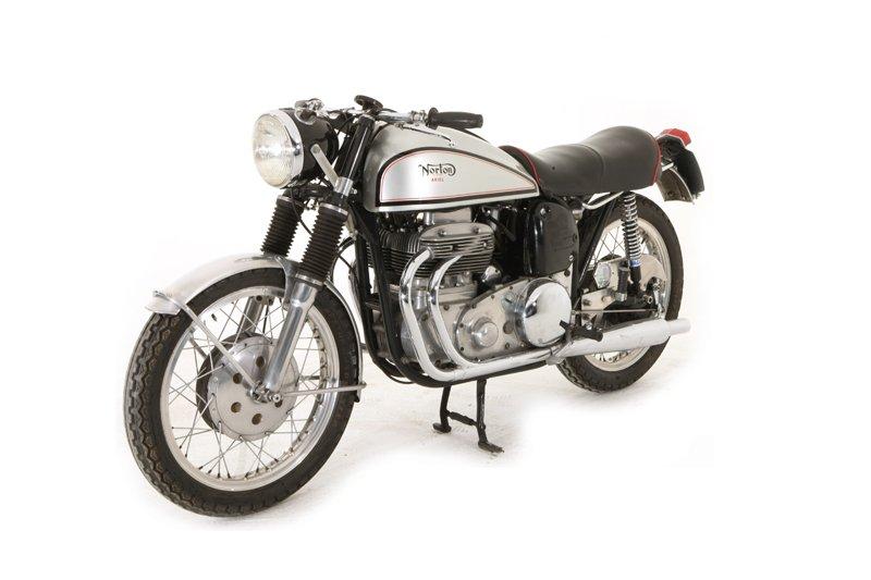 Hybrid Motorcycles Norton Ariel (1959)