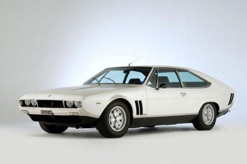 Iso Rivolta Coupe (1975)