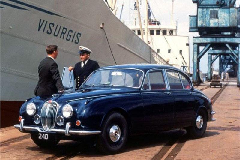 Jaguar 340 Mk II (1968)