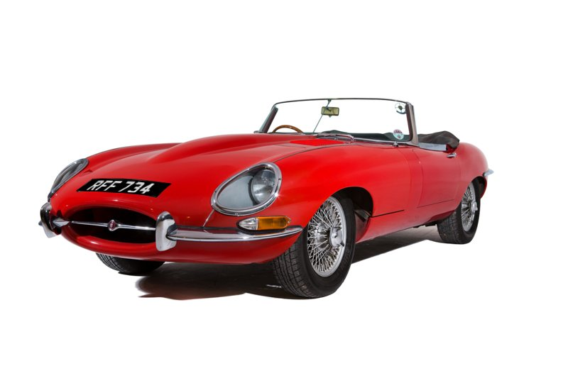 Jaguar E Type S1 Roadster (1961)