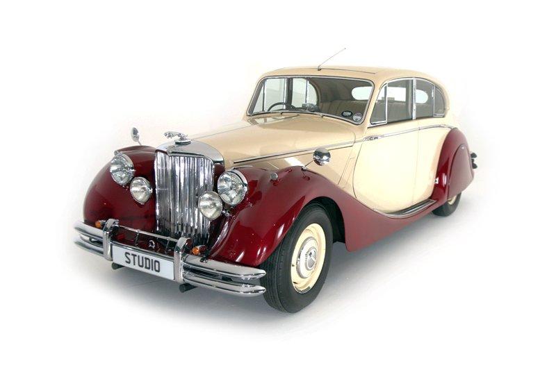 Jaguar Mk V Saloon (1950)