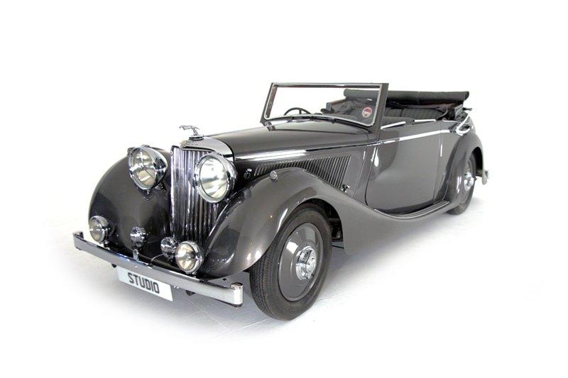 Jaguar SS 2.5 Litre Drophead (1938)