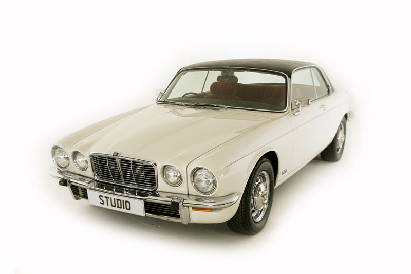 Jaguar XJ6C Coupe (1975)