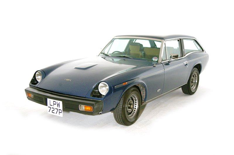 Jensen Healey GT (1975)