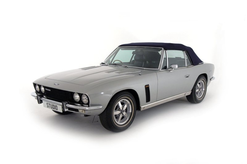 Jensen Interceptor III Convertible (1974)